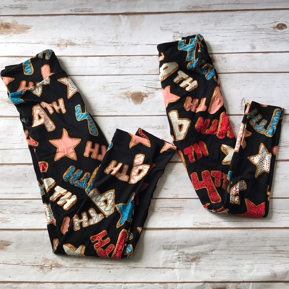 LuLaRoe Other - NWT mommy and me Americana